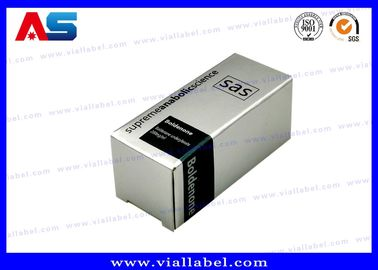 Anabolic Science 10ml Vial Boxes  /  Steroid Medicine Packing Box For Glass Vials